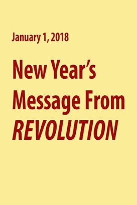 january 1 2018 new years message from revolution